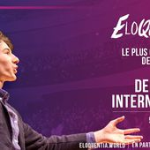 Eloquentia : regarde la Demi-finale internationale 2020 en direct