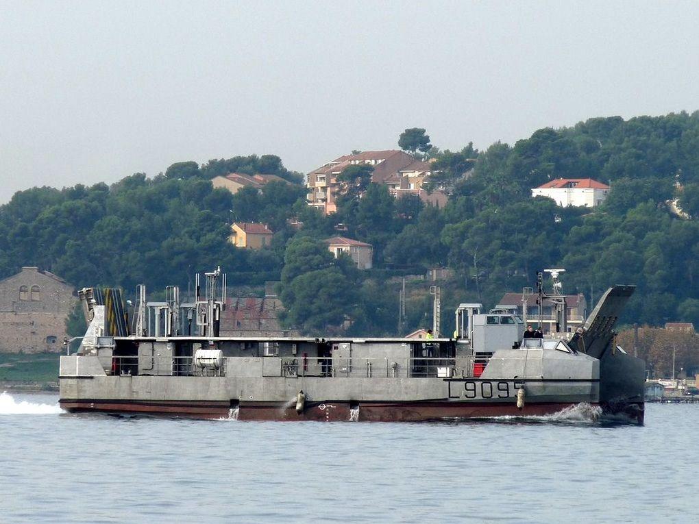 L 9095 ,  Engin de Débarquement Amphibie - Rapide ( EDA - R) , en remplacement des CTM