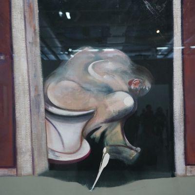 Francis Bacon, l'improbable réalité du trop plein