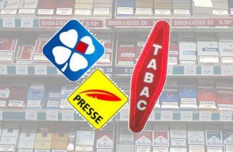 Le bureau de tabac, la honte et moi...
