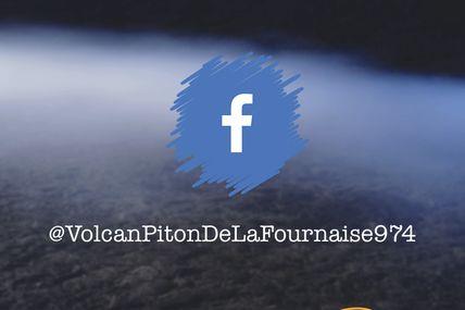 Suivez l'actualité du Piton de la Fournaise vers les différents sites ci-dessous ⤵️