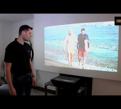 Vidéoprojection SIM2 xTV