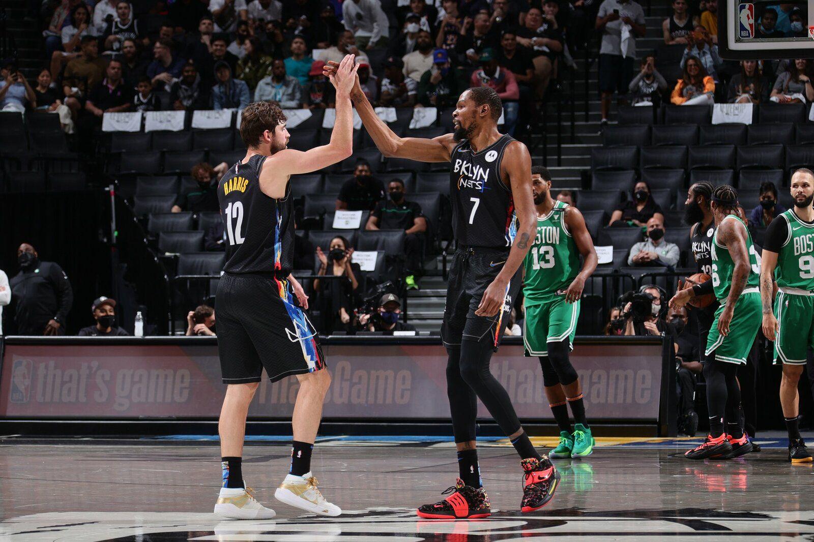 Brooklyn mène 2-0 face aux Celtics après une large victoire dans le match 2