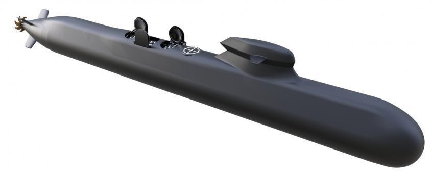 La Suède lance la construction de son second sous-marin Saab Kockums A26