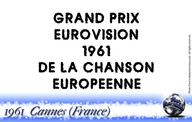 1961 - Cannes (France)