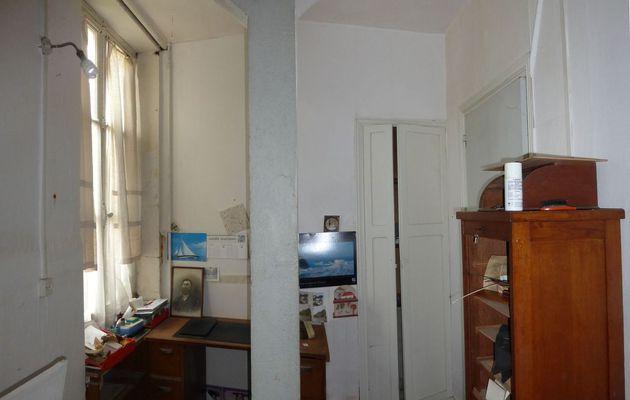Démolition doublage mur Chambre Maison