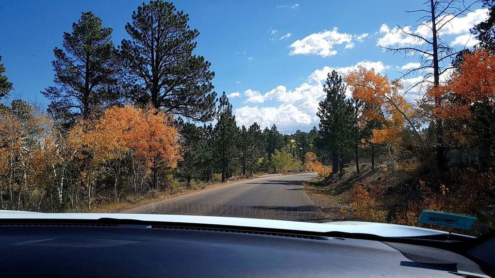 Diaporama : L'automne à Flaming Gorge