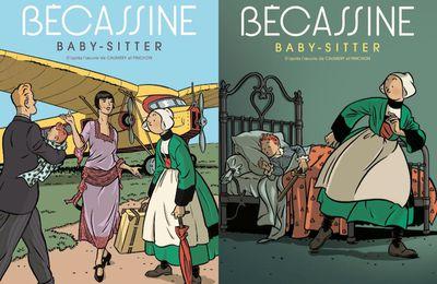 Bécassine Baby-sitter. Corbeyran et Béja – 2018 (BD)