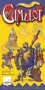 Camelot de Reiner Knizia (2002 - Editions Asmodée)
