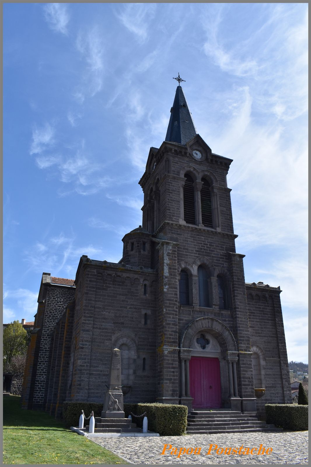 Eglise Saint Jean-Baptiste de Lamothe