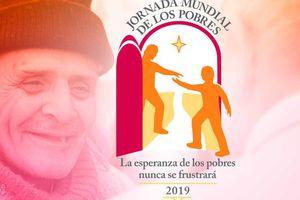 Jornada mundial de los pobres 2019