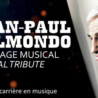 HOMMAGE MUSICAL À JEAN-PAUL BELMONDO
