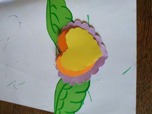 Petites décorations en papier