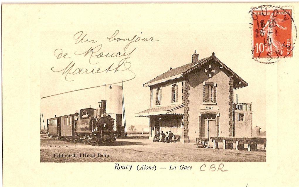 Album - La gare CBR