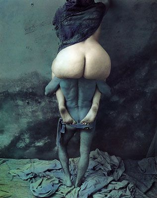 Les photographies du photographe tchèque de Jan Saudek