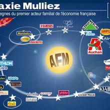 Avec Macron , l'escroquerie devient légale : la famille Mulliez rachète Alinéa qu'elle avait placé en liquidation judiciaire !