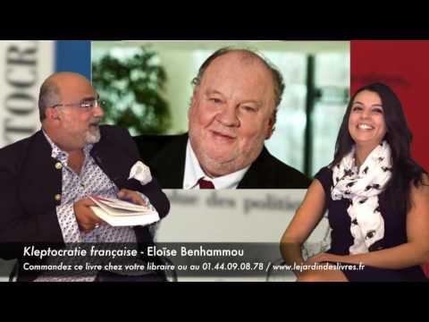 Livre - kleptocratie française : Nos cotisations RSI URSSAF finissent sur des comptes au Delaware