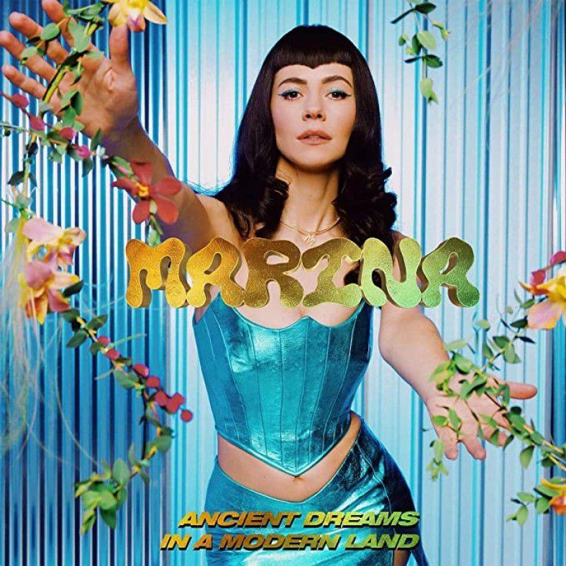 Marina est de retour avec « Ancient Dreams In A Modern Land » !