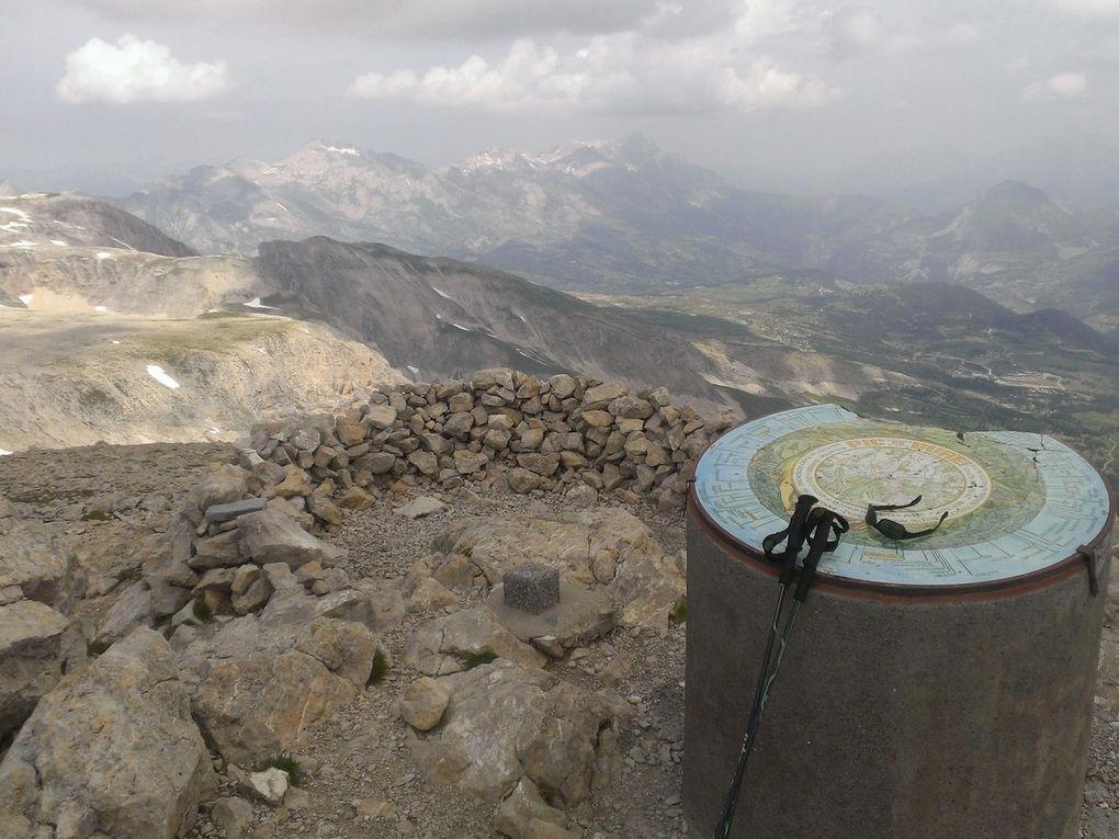 Pic de Bure 2709 m