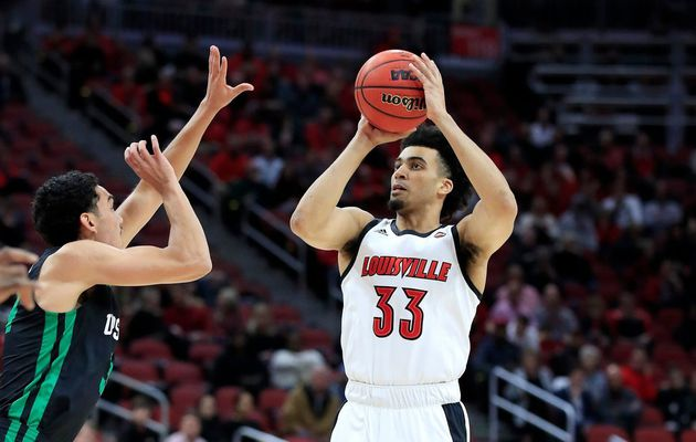 NCAA : Jordan Nwora cartonne face à la South Carolina Upstate