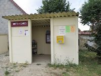 Toutes les boîtes, cabanes, cabines, étagères et même frigidaires à livres de l'Yonne
