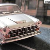 FORD CORTINA MK1 1963 GRISE SOLIDO 1/43 - car-collector.net