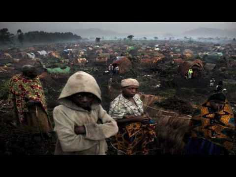 UK and US finance Central African wars; eight million Africans die