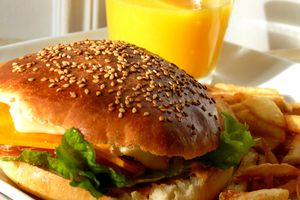 mes hamburgers maison ساندويتشات الهامبورغر