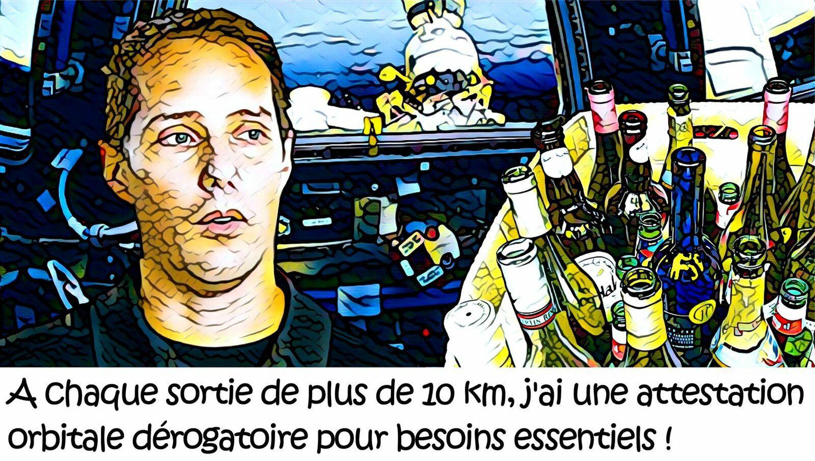 #Thomas Pesquet #ISS