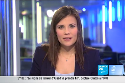 2012 02 01 @08H00 - ELISABETH ALLAIN, FRANCE 24, PARIS DIRECT