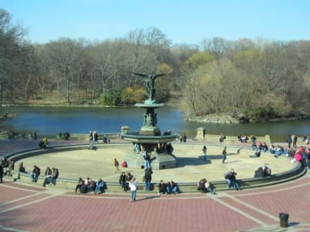 Séjour de Dorot à NY du 25 au 30 mars.