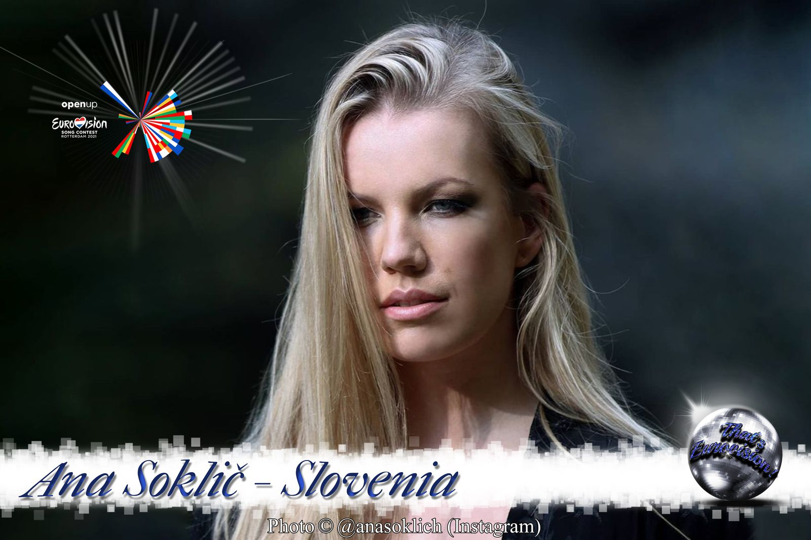 Slovenia 2021 - Ana Soklič (Amen)