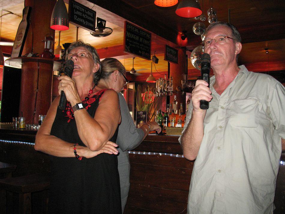 Karaoke - janvier 2011
