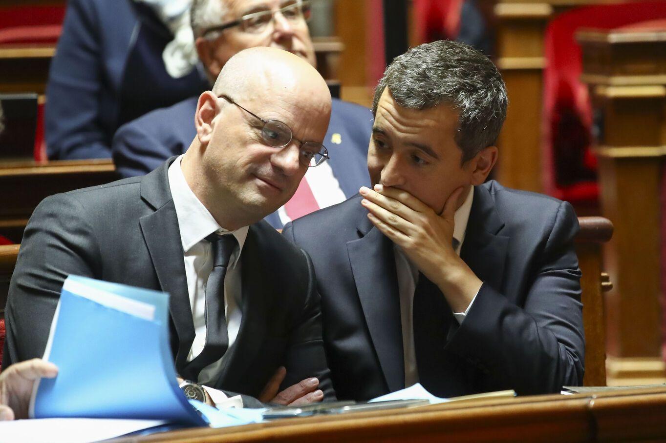 Jean-Michel Blanquer, un ministre dans la tourmente...