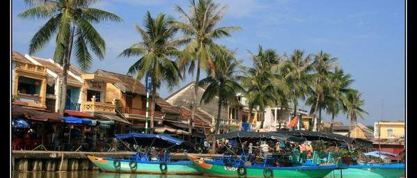 Centre Vietnam : Hoi An