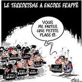 ATTENTATS à BRUXELLES: une fois encore la population est frappée par un terrorisme aveugle et lâche [PRCF]
