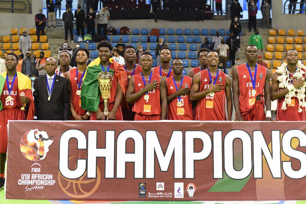Le Mali réalise un back-to-back historique en terrassant le Sénégal en finale du championnat d'Afrique des U18