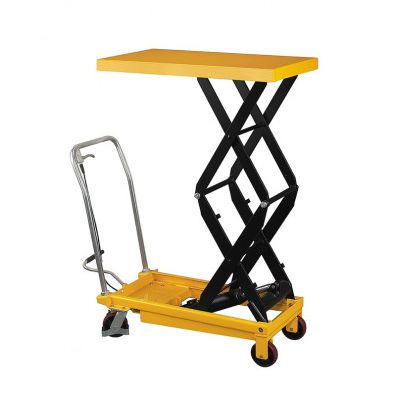 How Does a Kijeka Hydraulic Scissor Lift Table Work?