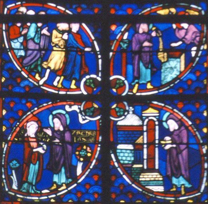 Saint Jean-Baptiste.