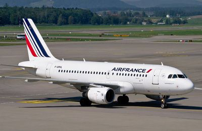 Greenpeace - Air France a du plomb dans l'aile