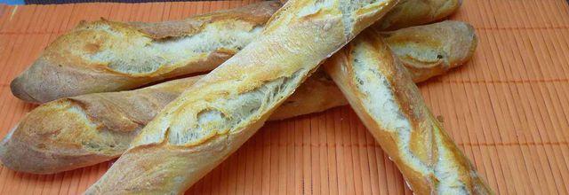 Fournée de pains au levain