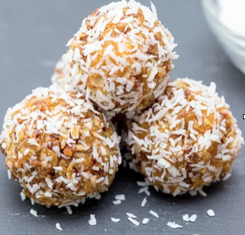 Energy balls figues-amandes