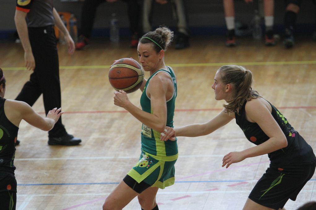 L'ALVP Basket basket féminin est qualifiée pour les play-offs de Nationale 3
