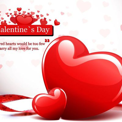 Happy Valentine's Day - Wallpaper - Free