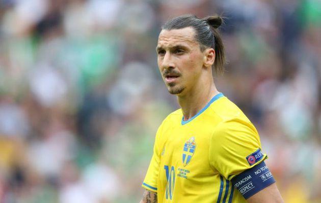 Zlatan Ibrahimovic se vante de ses capacités à son nouveau club