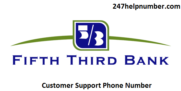 Call @ 1-888-300-4330 Fifth Third Bank Toll-Free Customer Service Care Service Contact Phone Number