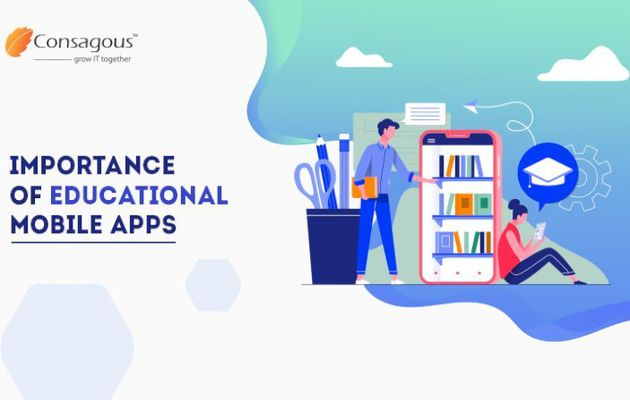 Why Mobile Applications Are Must Have For Education Industry?