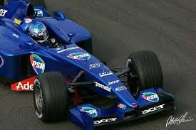 Prost Grand Prix ce qu'il en reste sur le net