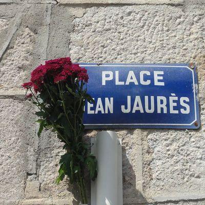 31 juillet 1914 assassinat de Jean Jaurès : l'homme de la paix