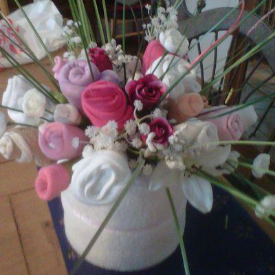 un nouveau bouquet de naissance